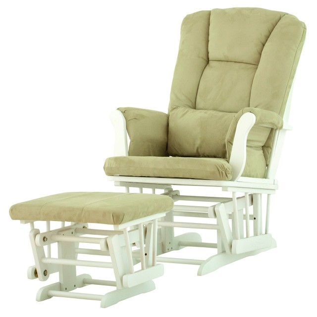 Glider Rocker Replacement Cushions With Snaps Adinaporter