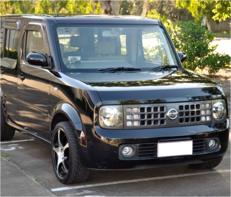 2521348 2003 nissan cube for sale