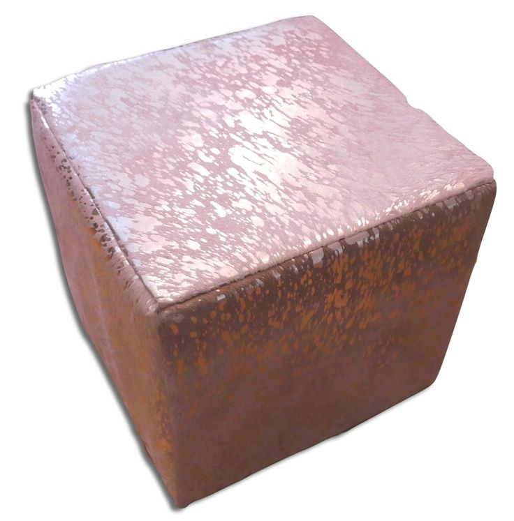 Gold Cube for Sale Canada 1000 Images About Cowhide Furniture On Pinterest