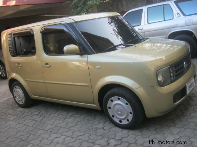 nissan cube gold philippines43314
