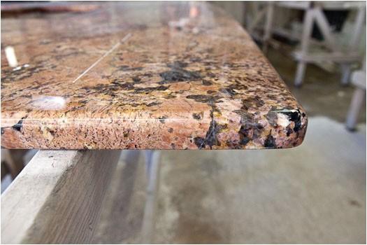 cabernet bordeaux granite condo kitchen