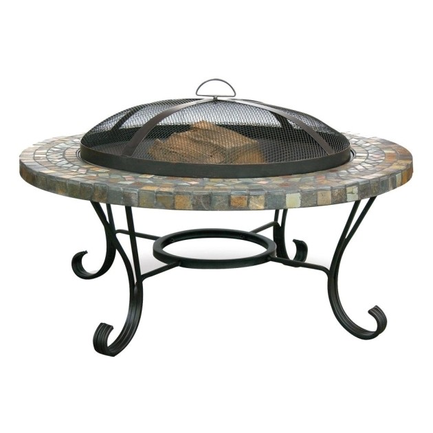Hampton Bay Fire Pit Table Replacement Parts Remarkable Shop Wood Burning Fire Pits at Lowes Hampton