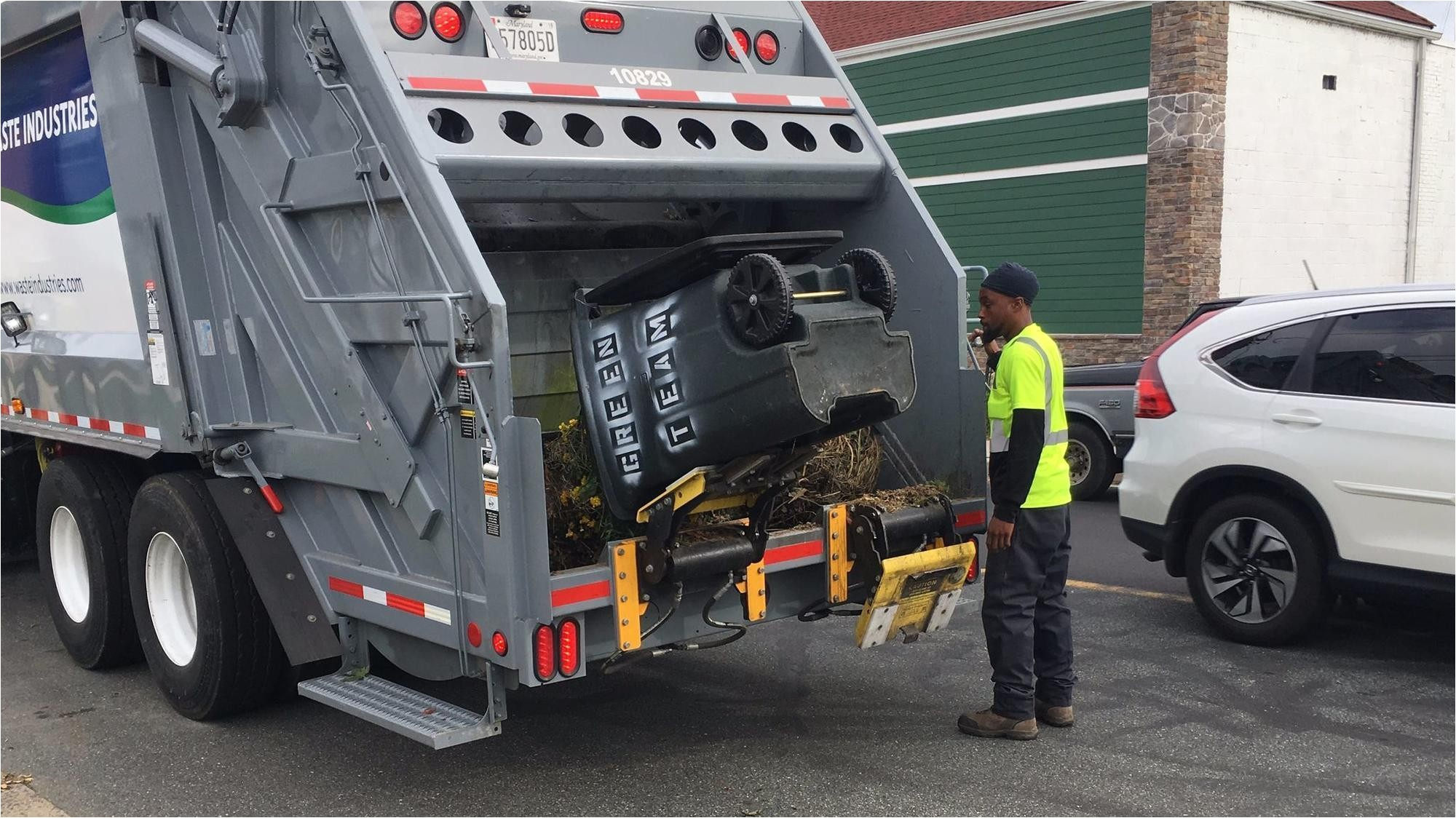 Harford County Trash Pickup More Trash Talk In Havre De Grace the Aegis