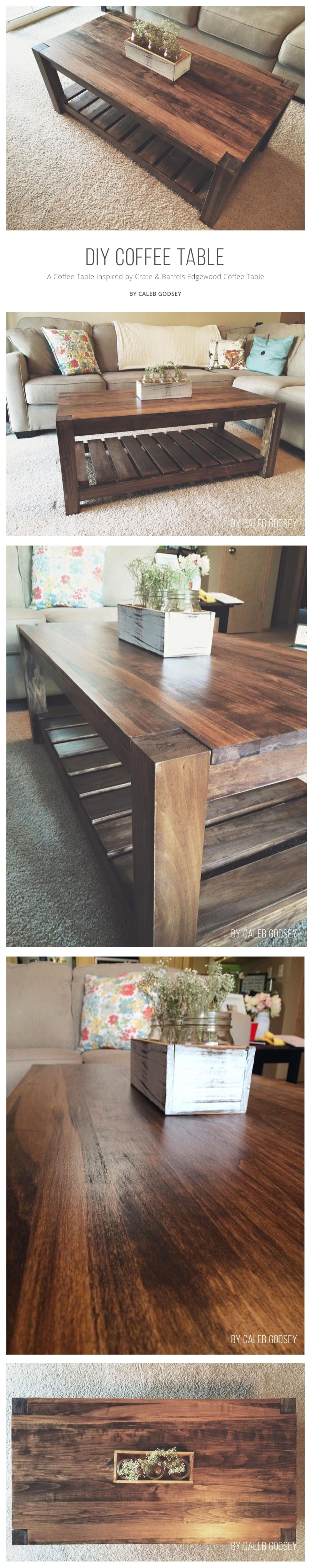 harveys furniture coffee tables lovely a beautiful aspen and pine diy coffee table inspired by crate