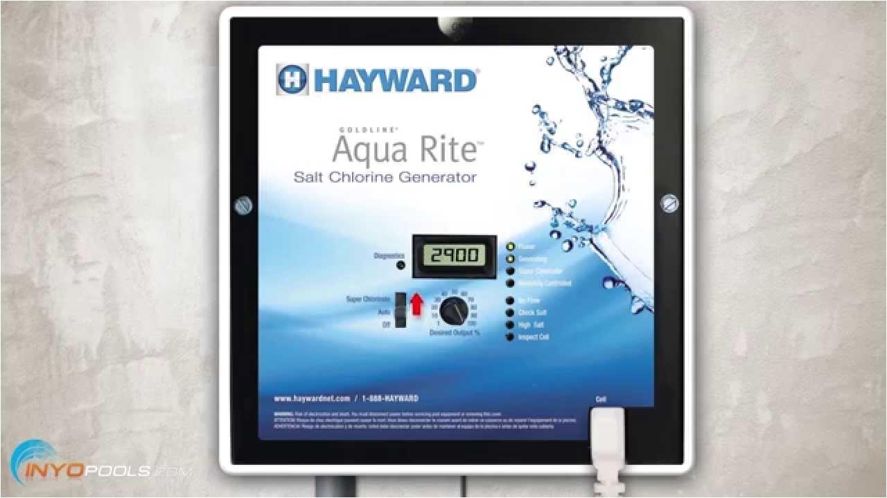 how to troubleshoot a hayward aquarite