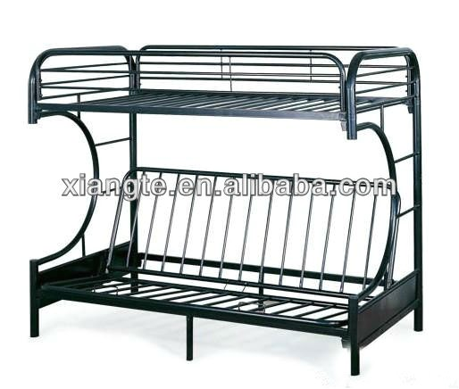 heavy duty full steel adult bunk beds furniture metal bookshelf dormitory bedroom furniture design