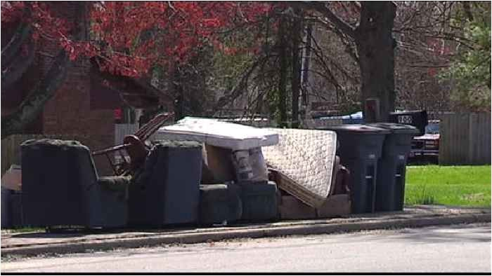 changes to heavy trash pickup starting in evansville