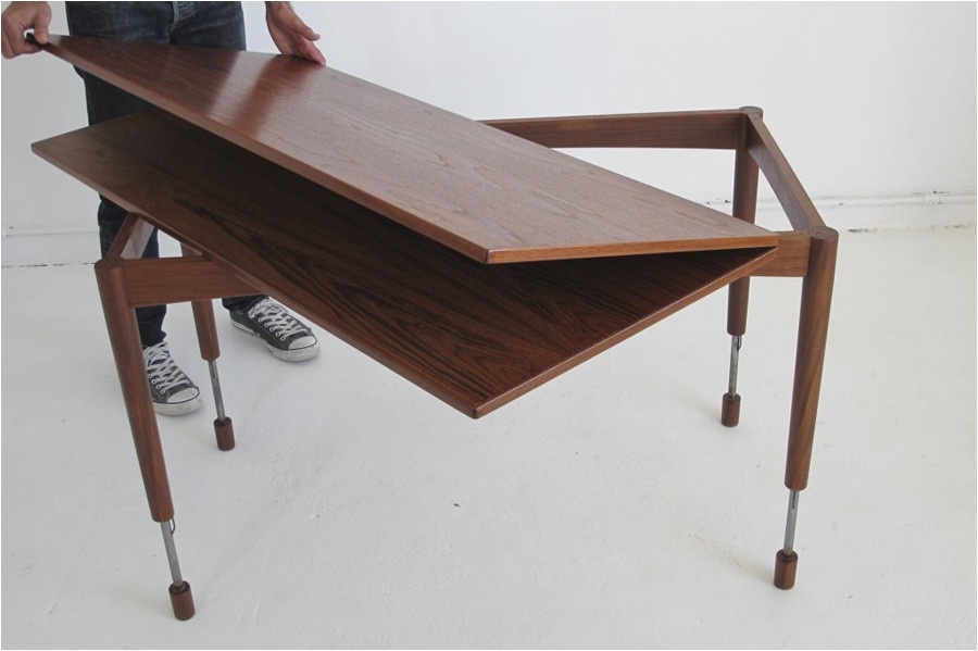 wonderful height adjustable coffee table expandable into dining table