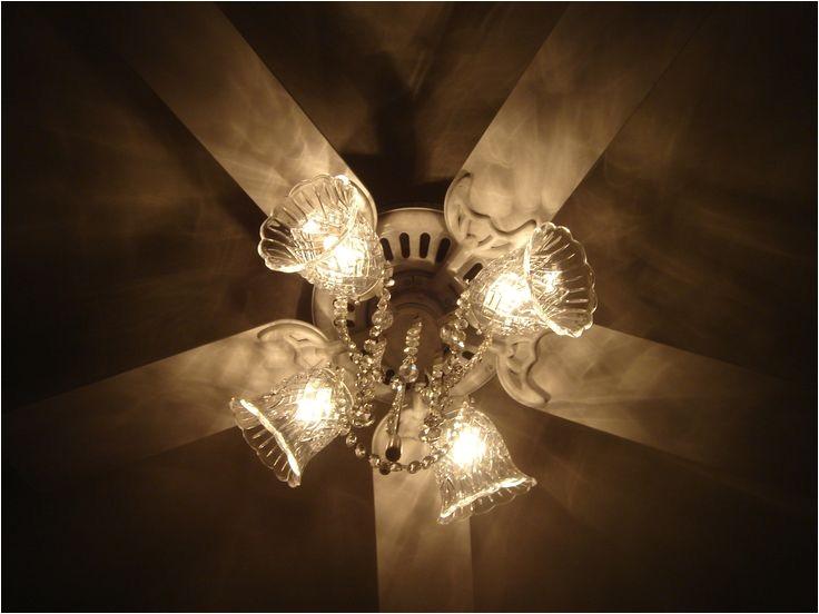 lighting fan chandelier