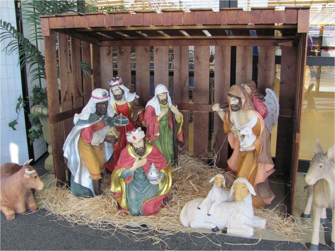 Hobby Lobby Nativity Sets Hobby Lobby Outdoor Nativity Sets Myideasbedroom Com