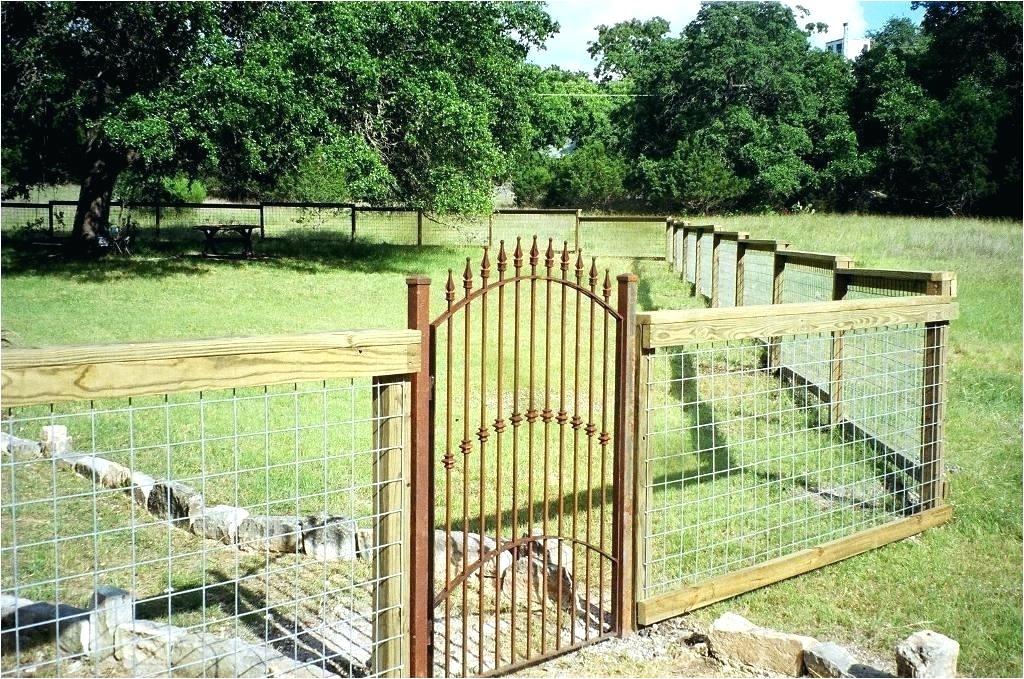 hog fence