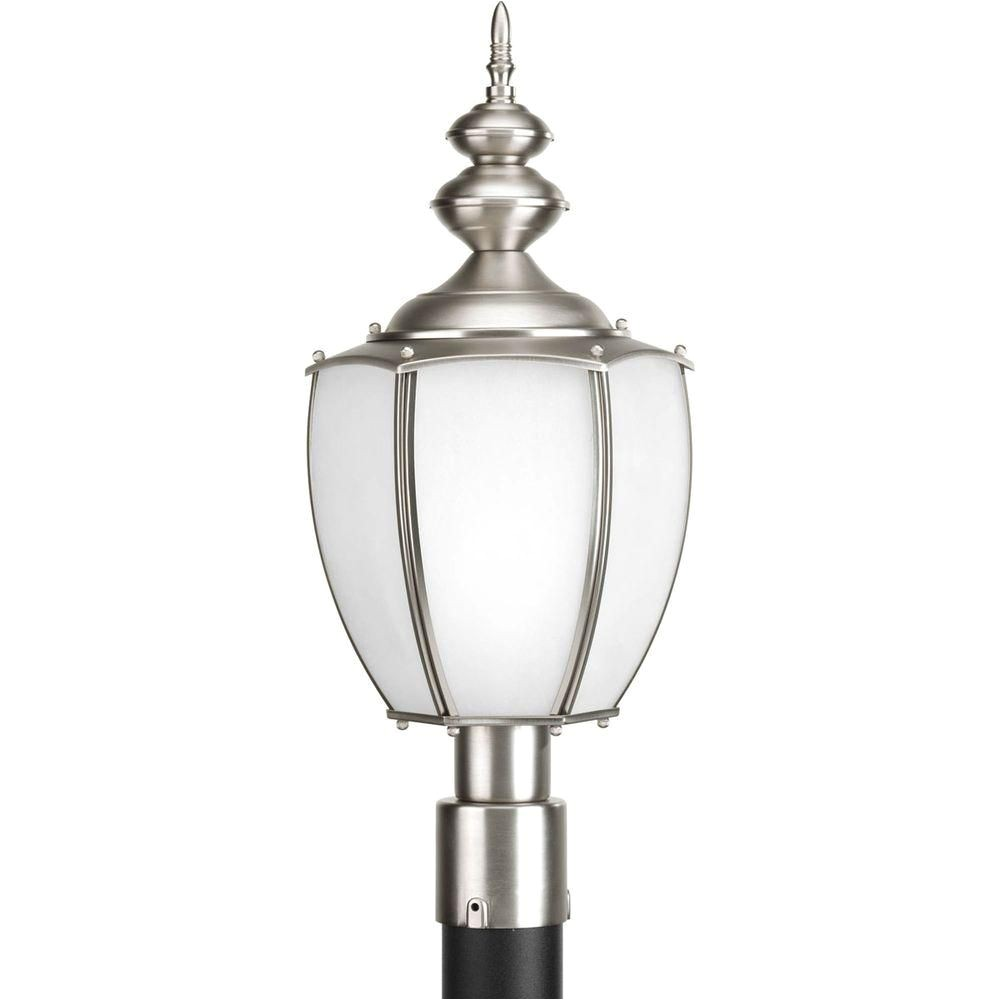 Home Depot Canada Coach Lights Progress Lighting Roman Coach Collection 1 Light Brushed