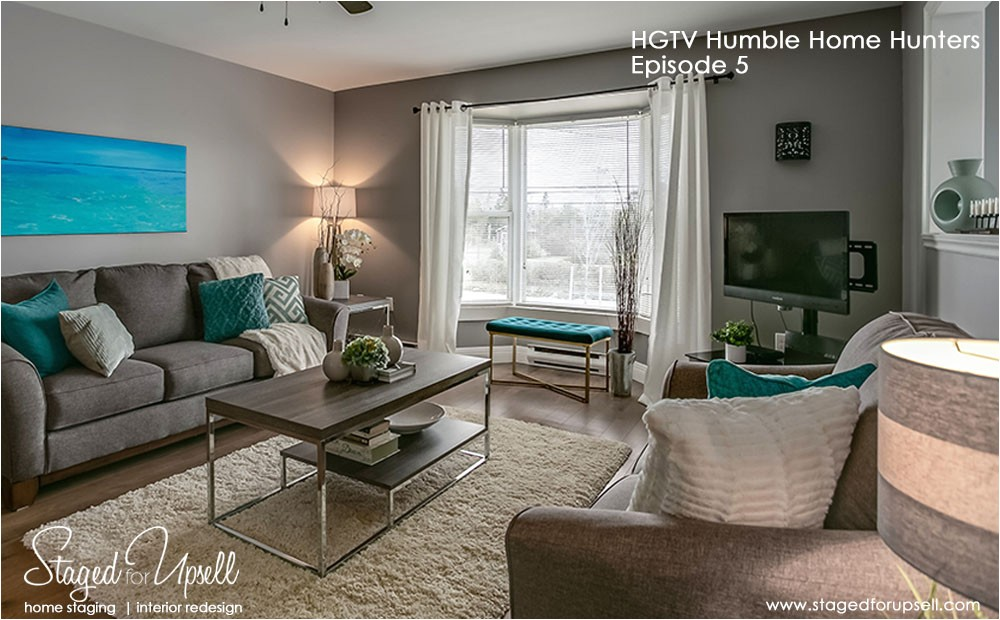 hgtv humble home hunters home staging project