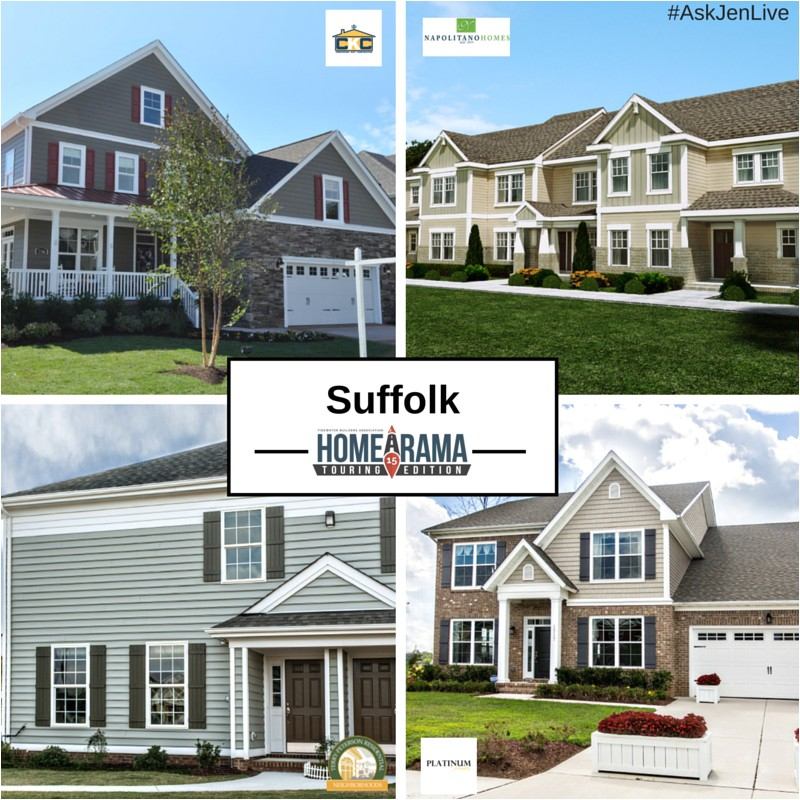 suffolk homearama collage