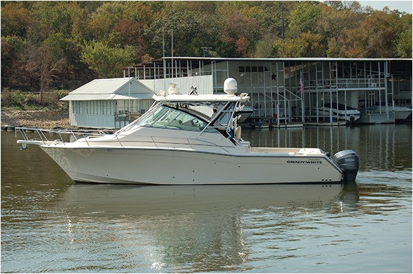 Houseboats for Sale Lake Texoma 2005 393 Grady White 360 Express for