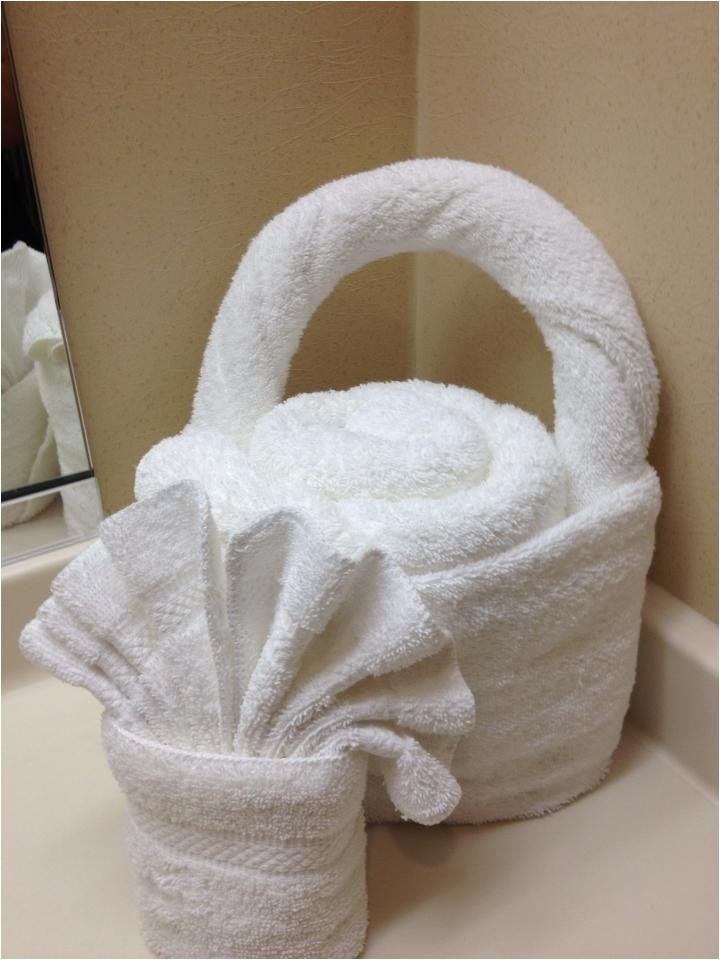 diy wash cloth animals creative towel folding