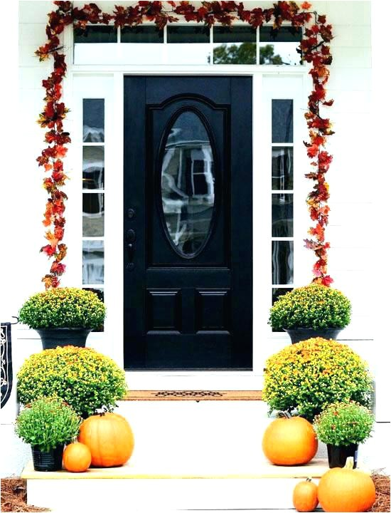 How To Hang Garland Around Front Door With Vinyl Siding Adinaporter