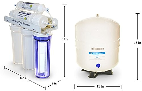 ispring rcc7ak 6 stage residential under sink reverse osmosis water filter system w alkaline remineralization review