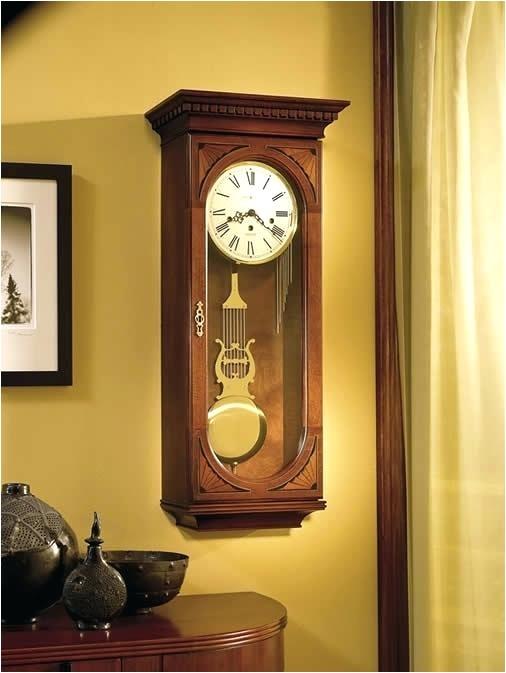 howard miller wall clock