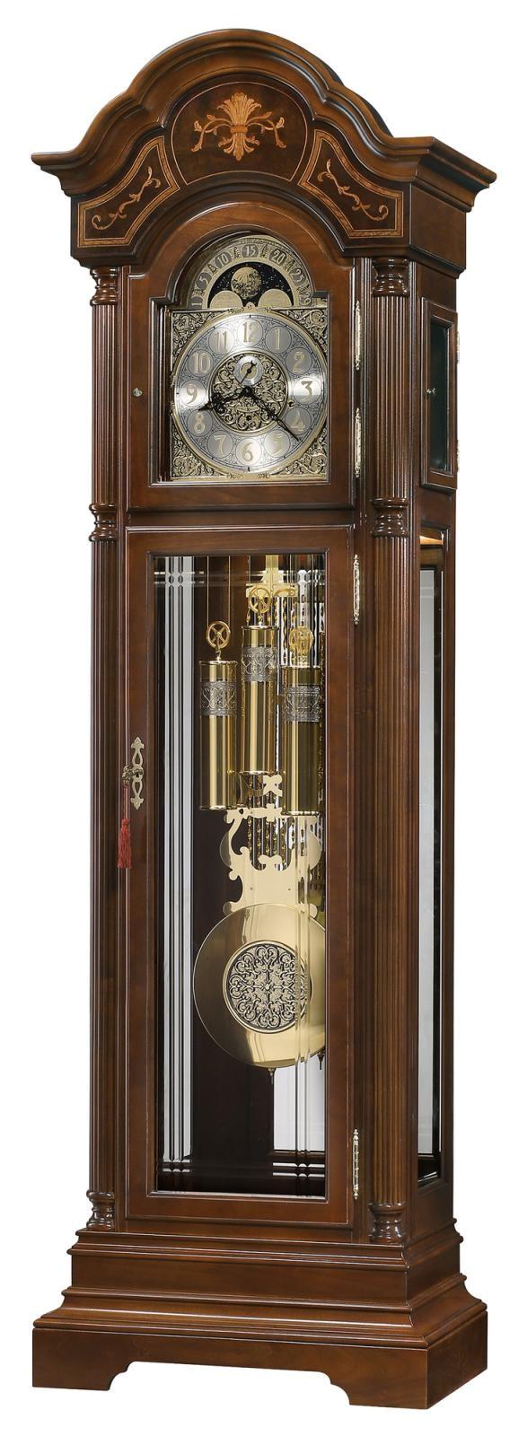 Howard Miller Grandfather Clock Won T Chime Clockway Howard Miller Harding Deluxe Chiming