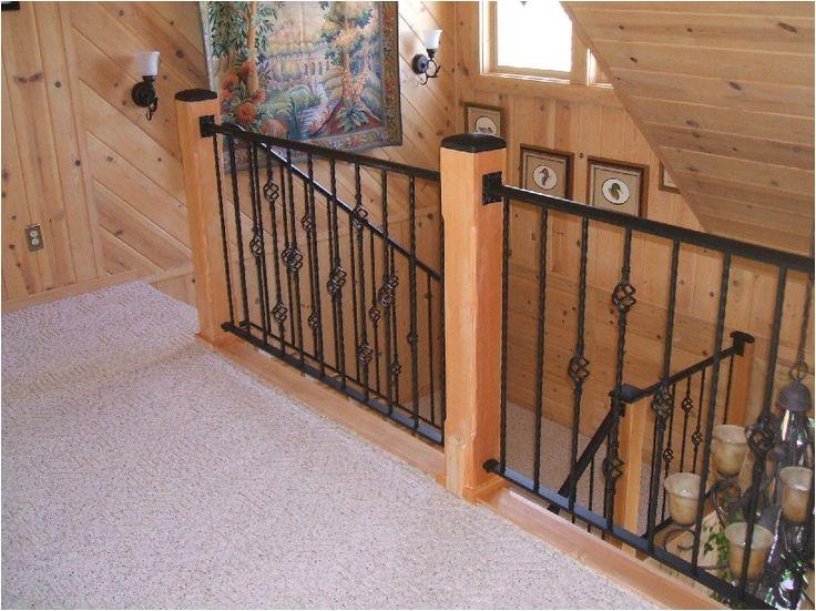 iron railings
