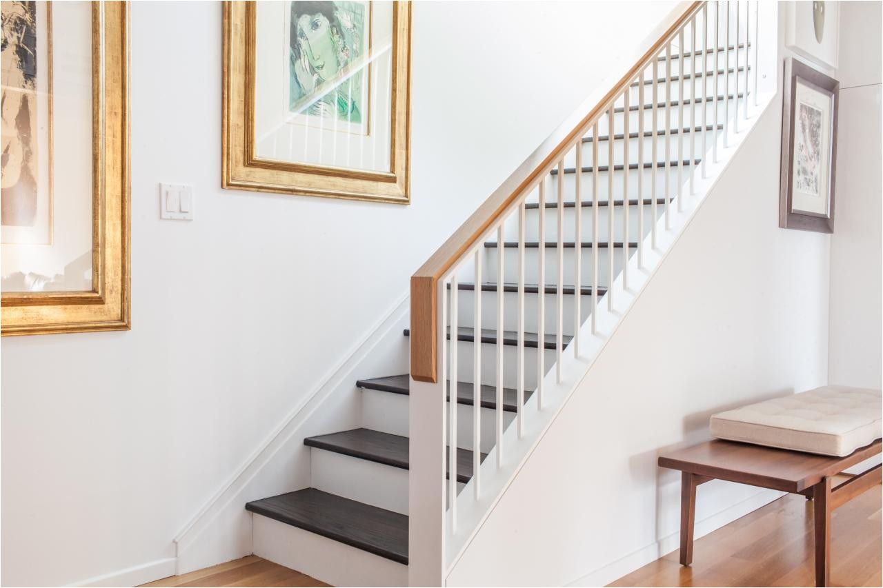 indoor stair railing kits home depot 2