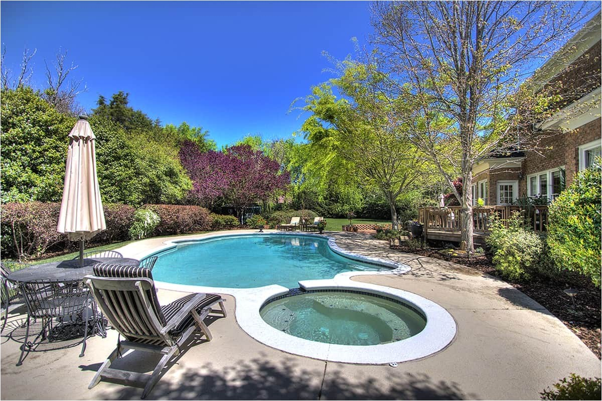 providence springs gorgeous home with inground pool in charlotte nc