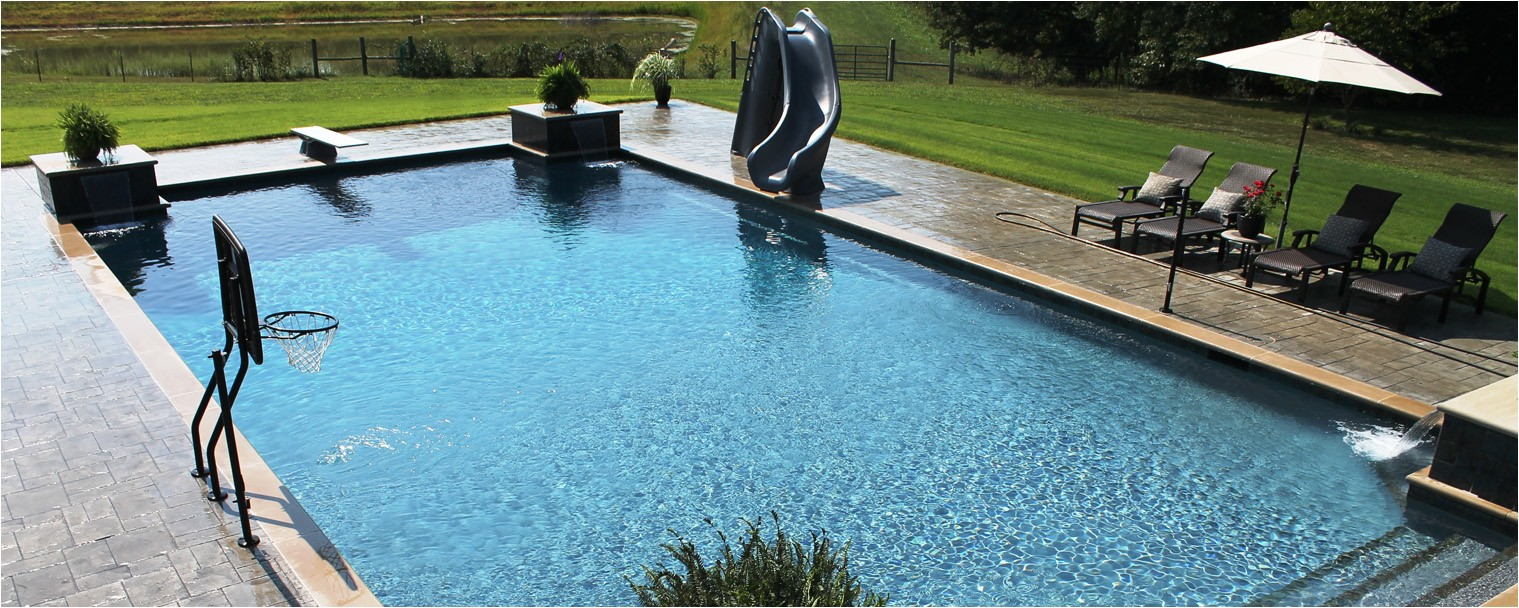 perfect poolscapes for family enjoyment