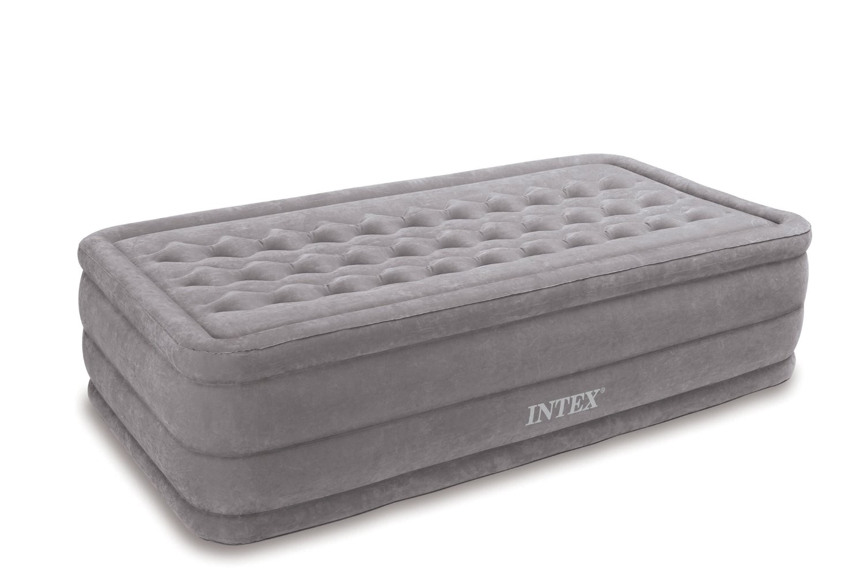 intex camp air bed pump review best camping home