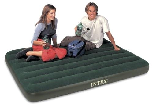 intex prestige downy full airbed kit 2