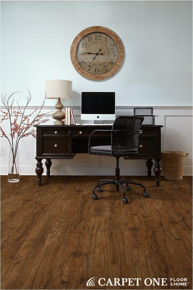 vinyl plank flooring for a convincing wood look