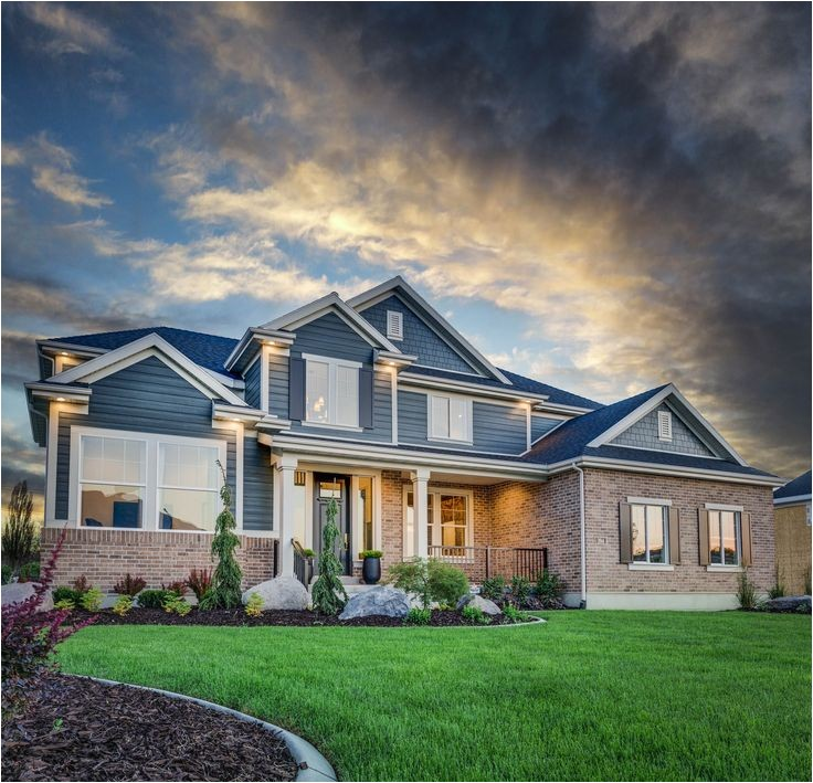 ivory homes exteriors