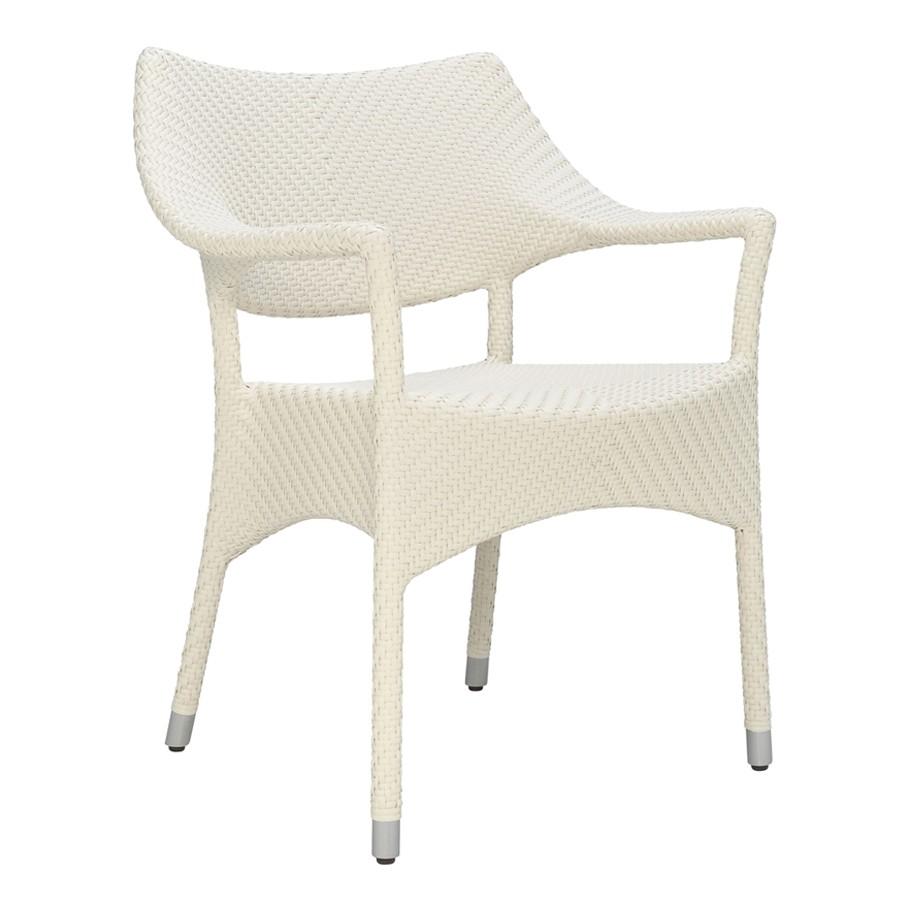 amari dining arm chair limestone