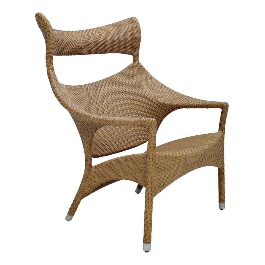 Janus Et Cie Outlet Amari High Back Lounge Chair 4