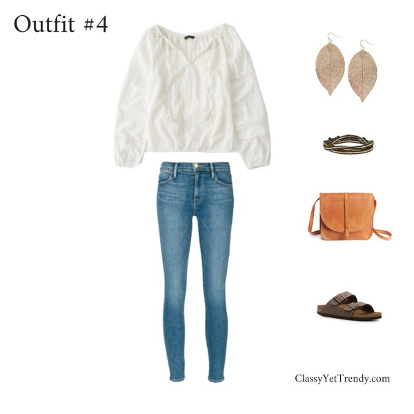 joanna gaines inspired capsule wardrobe 10 outfit ideas