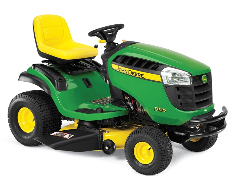 lawn tractors 100 series
