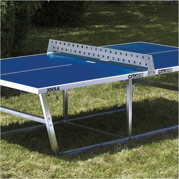 joola city outdoor ping pong table