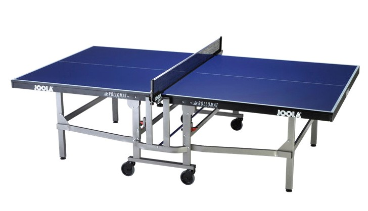 joola rollomat olympic ping pong table