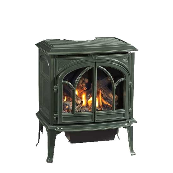 jotul free standing gas stove