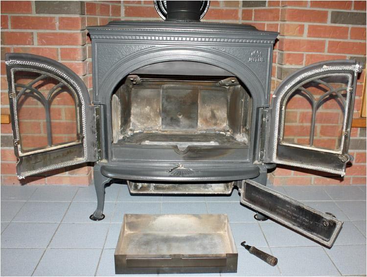 like new jotul f600 firelight wood stove greyblack enameled woodstove 25214384 lite