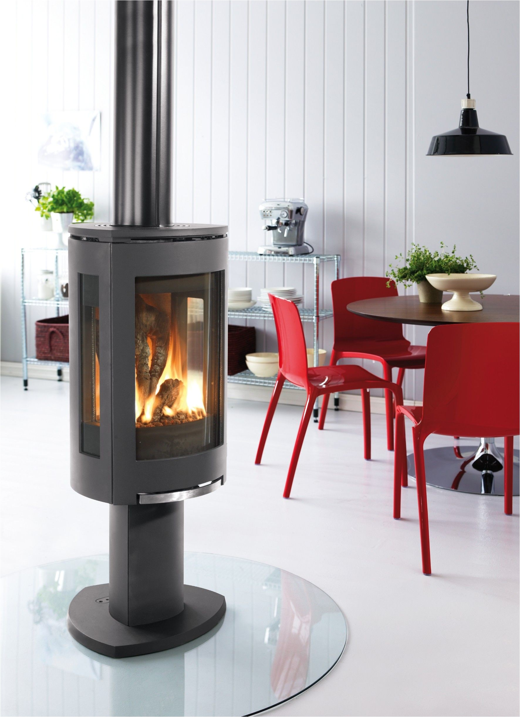jotul gf 370 dv gas stove the jotul gf 370 dv features contemporary design and an elegant view on three sides allowing enjoyment from any angle