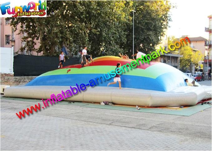 china giant inflatable sports games air bouncing jumbo jumper air pillow 5567272
