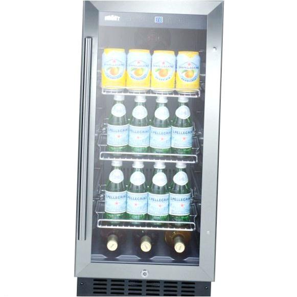 15 beverage cooler