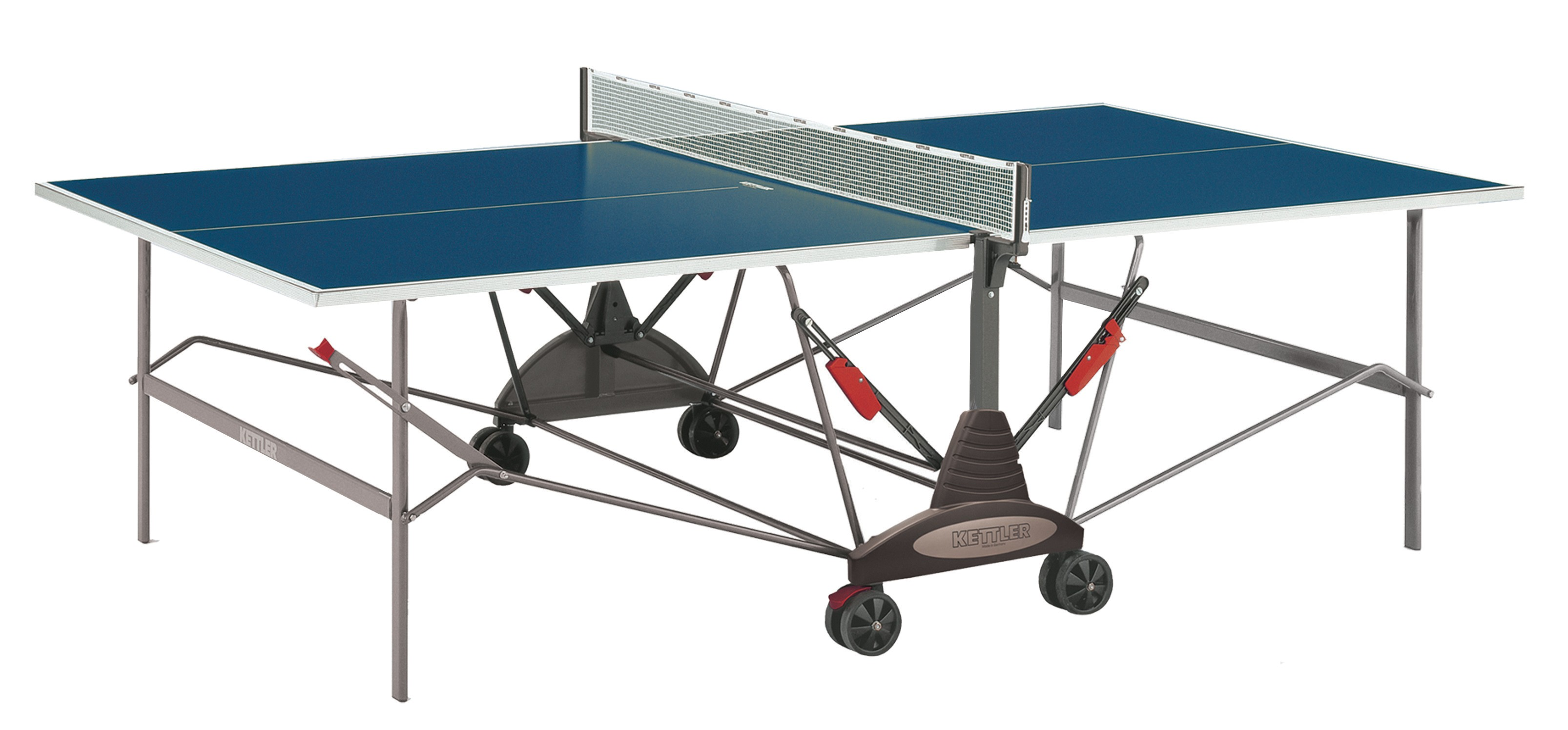 kettler stockholm outdoor table tennis table blue