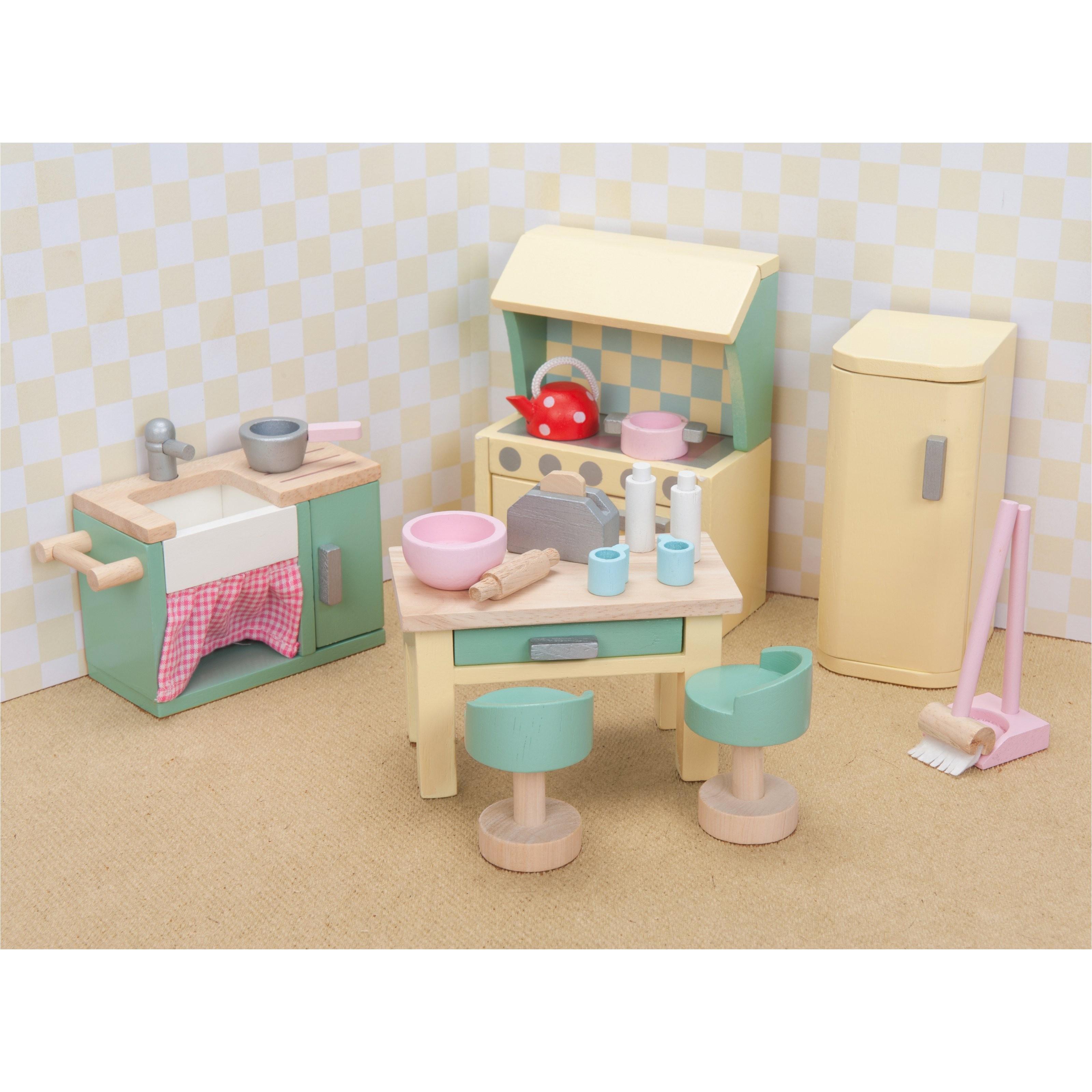 Kidkraft Dollhouse Furniture Set 28 Pieces Awesome Kidkraft