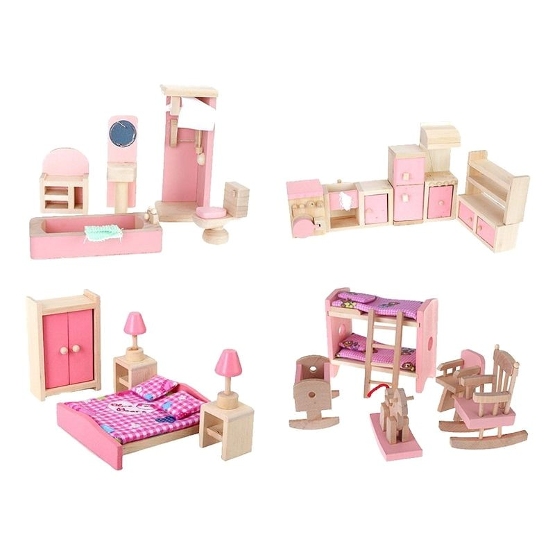 Kidkraft Dollhouse Furniture Set 28 Pieces Kidkraft Dollhouse Furniture Set 28 Pieces Awesome