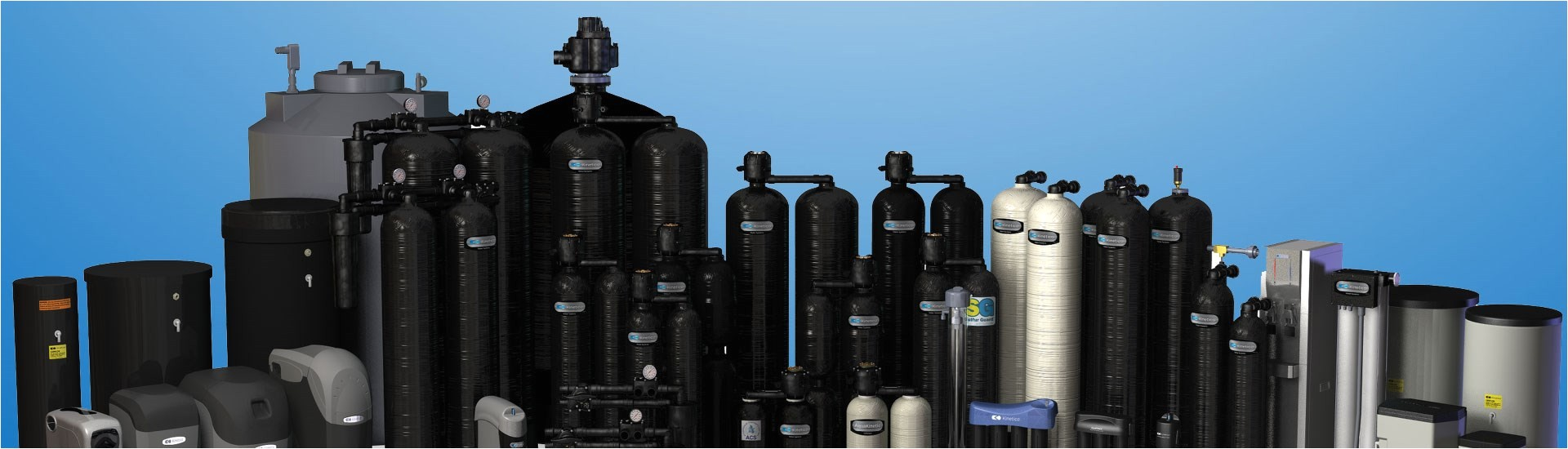 kinetico stands proudly behind the quality and reliability of its innovative water treatment products