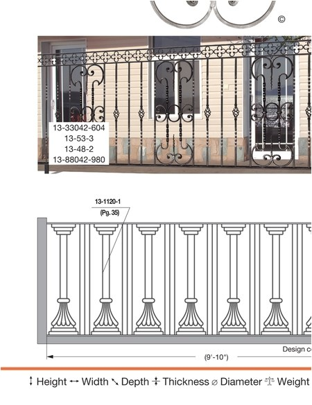 King Architectural Metals Catalog King Architectural Metals Master Catalog New Page 35
