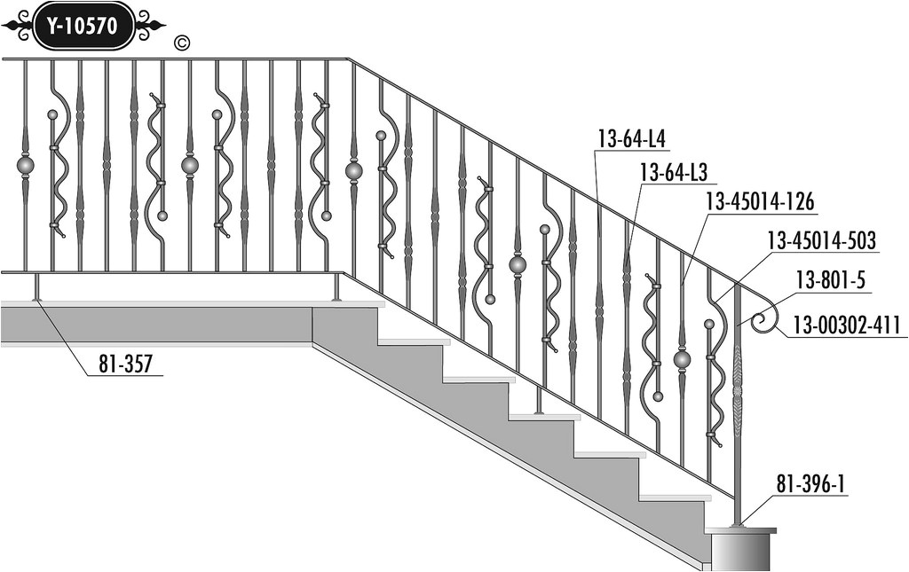 King Architectural Metals Design Concepts Contemporary Contemporary Staircase Design Concept