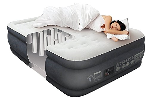 King Koil Air Mattress King Koil Queen Size Luxury Raised Air Mattress Best